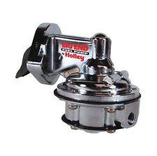 BIG END PERFORMANCE 10100 Mechanical Street/Strip Fuel Pump SBC 80 GPH