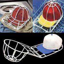 Plastic Cap Laundry Protector Basket Cage Baseball Ballcap Hat Washer Frame