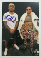 Dillon Danis Signature Signed Auto Autograph Photo UFC w/ Conor McGregor