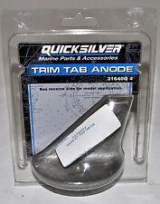 Quicksilver Trim Tab Anode 31640Q 4