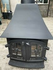 Yeoman 6KW Wood Burner Professionally Refurbished and Improved - Great Condition