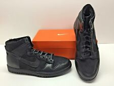 Nike Dunk Lux SP Sherpa Basketball Black Trainer Athletic Sneakers Shoes Mens 11