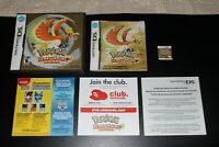 AUTHENTIC Pokemon HeartGold (Nintendo DS 2010) - Complete & Tested
