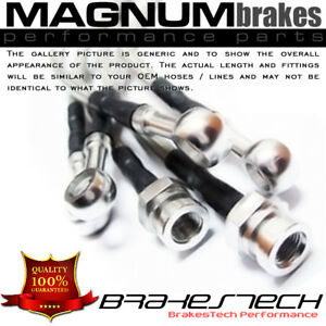 Stainless Steel Brake Lines for 1993-1997 Ford Probe GT