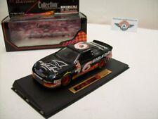 "NASCAR Ford Taurus #6 ""Mark Martin"" 1998, Black, Race Image 1:43, OVP"