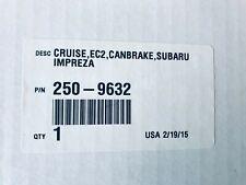 Rostra 250-9632 Cruise Control Kit for 2012-2015 Subaru Impreza at & Mt