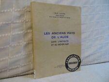 les anciens pays de l'Aude dans l'antiquité et moyen age par Griffe Languedoc