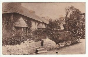 An Early Frith's Post Card of Barry, Old Barry. Glamorgan.