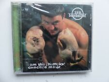 CD ALBUM   ZEN BASEBALLBAT I am the champion concrete mixer MOON CD 051