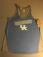 Kentucky Wildcats Ladies Tank Top Size Medium 8/10