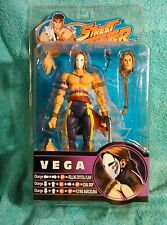 "VEGA Purple variant Sota Toys Street Fighter 6"" Figure Marvel Legends vs Capcom"