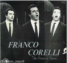 Franco Corelli: The Prince Of Tenors - Box 2 LP Sealed