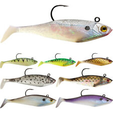 "Storm WildEye 4"" Swim Shad Fishing Lure 3-Pack"