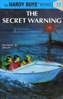 The Secret Warning (The Hardy Boys, No. 17), Franklin W. Dixon,0448089173, Book,