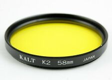 Promaster 58mm Yellow Filter