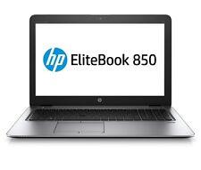 """HP EliteBook 850 G3, 39,6cm (15,4""""), Core i7-6500U, 8GB RAM, 256GB SSD, Win7 Pro"""