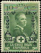 Spain Scott #B22 Mint