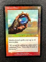URZA'S FILTER Invasion MTG Magic the Gathering Foil Card (B)