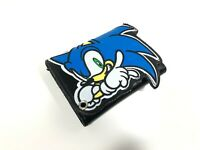Sonic The Hedgehog Official Sega Wallet - Genuine Leather