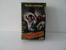 Zombies Director's Cut Second Edition Board Game ~ Complete Excellent Condition