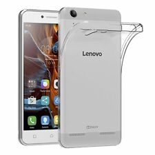 Pour Lenovo K5 Coque Gel En Silicone Tpu Lisse Transparent invisible