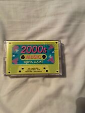 Official 2000s Music Trivia Cassette Quiz Game