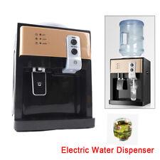Elektrischer Wasserspender Heiß Kalt Wasserspender Trinkbrunnen Büro Hause 220V