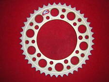 Renthal Special Colour Rear Sprocket 33-46 Teeth for Kawasaki KLV 1000 2005-2006