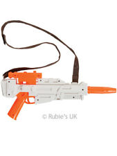 Toy Plastic Stormtrooper Blaster Gun Fancy Dress Star Wars Force Awakens Finn