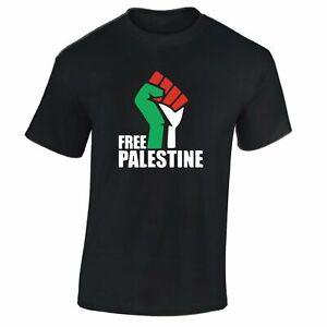 Free Palestine T Shirt Gaza Humanity Freedom Peace Palestine Lives Matter Mens T