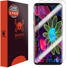 Skinomi TechSkin Clear Screen Protector for Galaxy S9 Plus (Case Friendly Slim)