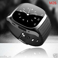 Bluetooth Smart Wrist Watch Phone Mate For IOS Android iPhone Samsung HTC US