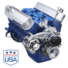 Small Block Ford Electric Water Pump Alternator Bracket 289 302 V-Belt SBF