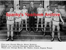 1940's High School Yearbook~Photos~AFL NFL Football Quarterback George Blanda~++