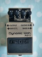 More details for boss aw-3 dynamic wah pedal
