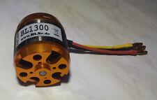 BL 1300 leistungsstarker brushless Motor 700kV 3S - 6S max. 1,3kW HLNe 4,2kg