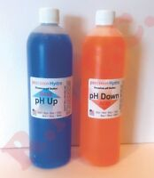 PRECISION HYDROPONICS PH UP DOWN KIT CONTROL GENERAL BUFFER COMBO