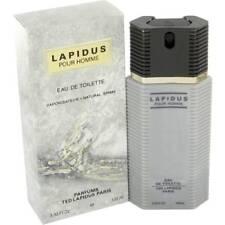 Ted Lapidus Pour Homme Eau De Toilette 100ml EDT Spray