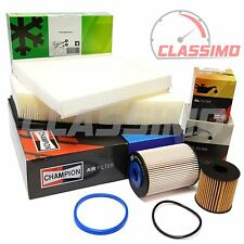 Champion Complete Filter Service Kit for FORD MONDEO Mk 4 - 2.0TDCi - 2007-2012