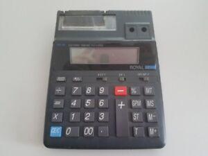 Royal EZVue 550HD Heavy Duty Electronic 10 Digit Printing Calculator