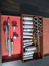 Mac Tools 14 Drive Mixed Sockets Ratchetbreaker Bar 32 Pieces