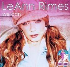 LeAnn Rimes We can (cardsleeve) [Maxi-CD]