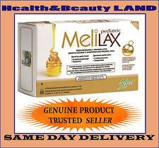 Melilax Aboca 6x5gr Micro Enemas Promelaxin Pediatric Infant Children GlutenFree