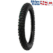 Dirt Bike Tire 2.50-14 Front or Rear Off-Road Fits Yamaha PW80, TTR110E, TTR90