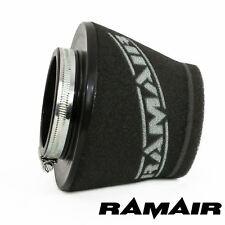 CONO in schiuma RAMAIR Induzione Filtro Dell'aria Universale Corto 80mm