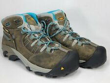 Keen Detroit Mid Size US 9 M (B) EU 39.5 Women's Steel Toe Work Shoes 1014599