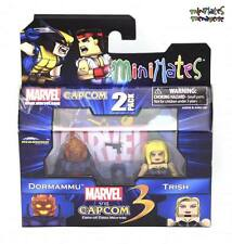 Marvel vs Capcom 3 Minimates Wave 1 Dormammu vs Trish