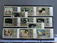 Fujeira Space Moon Landing  stamps R25426