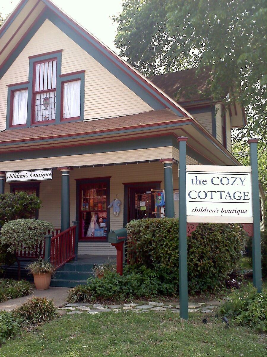 The Cozy Cottage Childrens Boutique