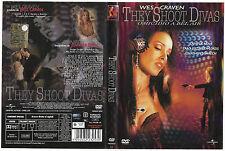 THEY SHOOT DIVAS (2003) dvd ex noleggio